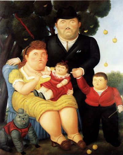 Niños con obesidad infantil